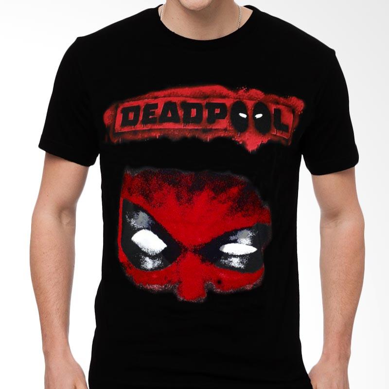 Fantasia Deadpool Mercs For Money T-Shirt Pria Extra diskon 7% setiap hari Extra diskon 5% setiap hari Citibank – lebih hemat 10%