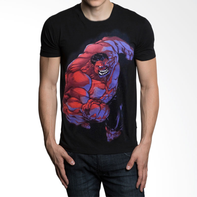 Fantasia Red Hulk T-Shirt Pria Extra diskon 7% setiap hari Citibank – lebih hemat 10% Extra diskon 5% setiap hari