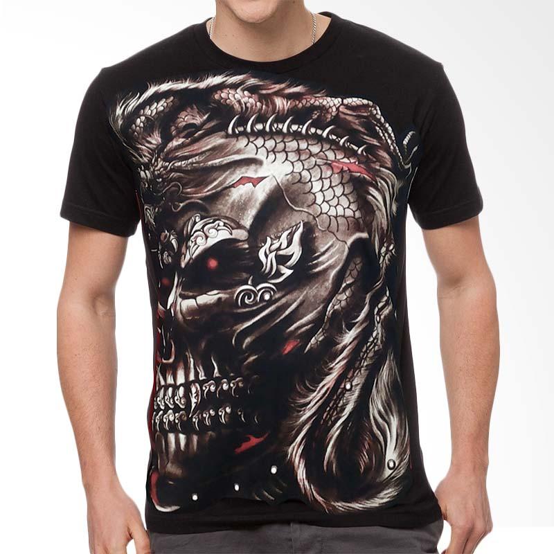 Fantasia Skull Rock T-Shirt Pria Extra diskon 7% setiap hari Extra diskon 5% setiap hari Citibank – lebih hemat 10%