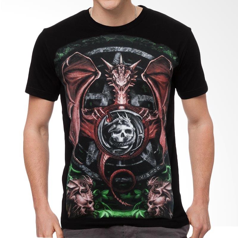 Fantasia Smaug The Dragon T-Shirt Pria Extra diskon 7% setiap hari Extra diskon 5% setiap hari Citibank – lebih hemat 10%