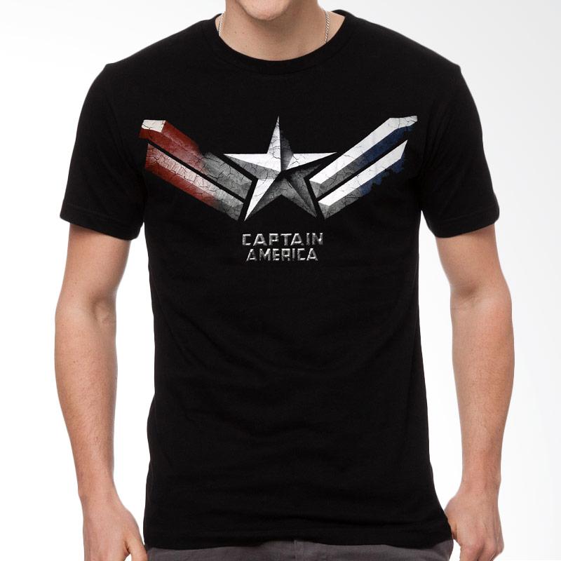 Fantasia T-Shirt All New Captain America Atasan Pria Extra diskon 7% setiap hari Extra diskon 5% setiap hari Citibank – lebih hemat 10%