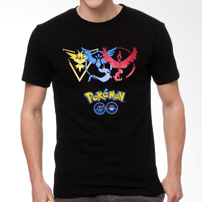 Fantasia Team Pokemon Go T-Shirt Pria Extra diskon 7% setiap hari Extra diskon 5% setiap hari Citibank – lebih hemat 10%