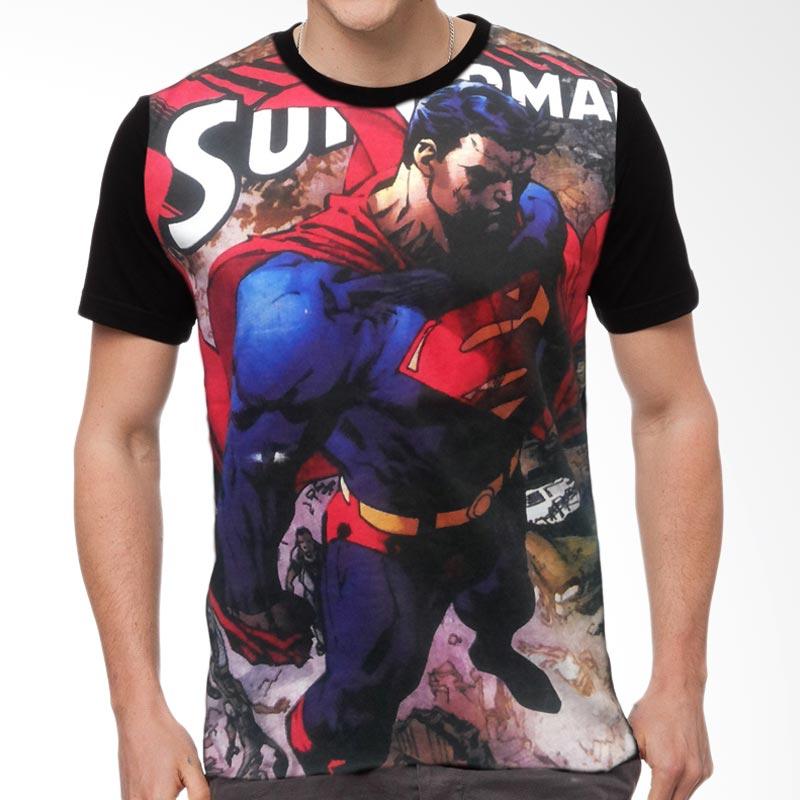 Fantasia The True Power Of Superman T-Shirt Pria Extra diskon 7% setiap hari Extra diskon 5% setiap hari Citibank – lebih hemat 10%