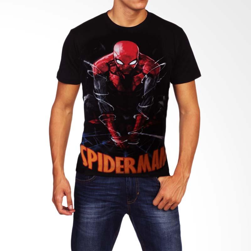 Fantasia Web Of Spiderman Black Coffee Kaos Pria Extra diskon 7% setiap hari Extra diskon 5% setiap hari Citibank – lebih hemat 10%
