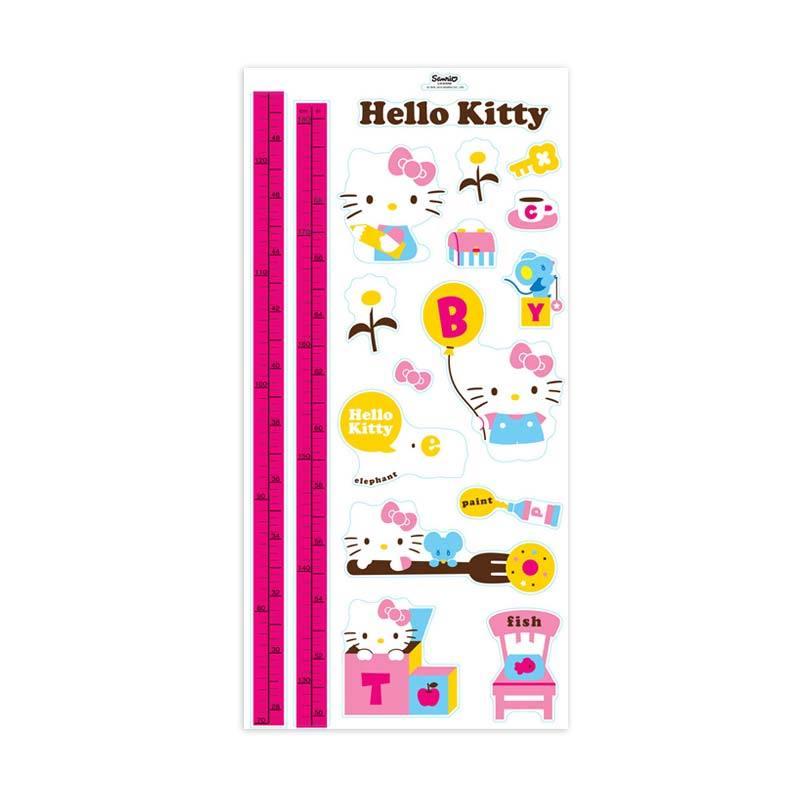 Sanrio 3D Wall Sticker Kitty Balloon