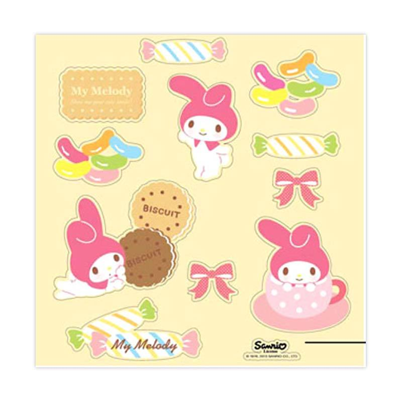 Sanrio Wall Sticker Biscuit
