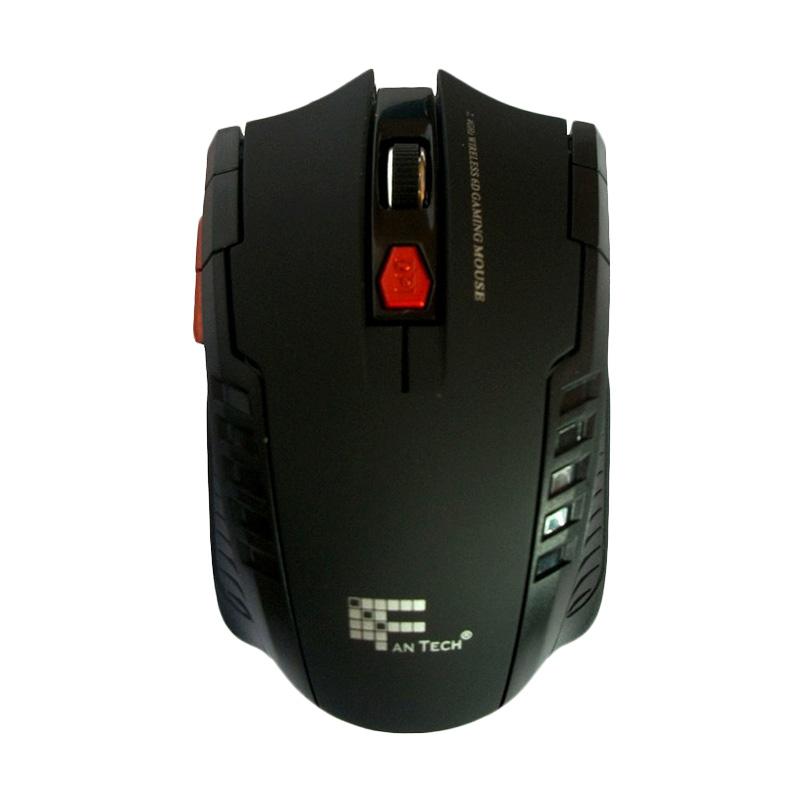 Fantech W4 6D Wireless Mouse Gaming - Hitam