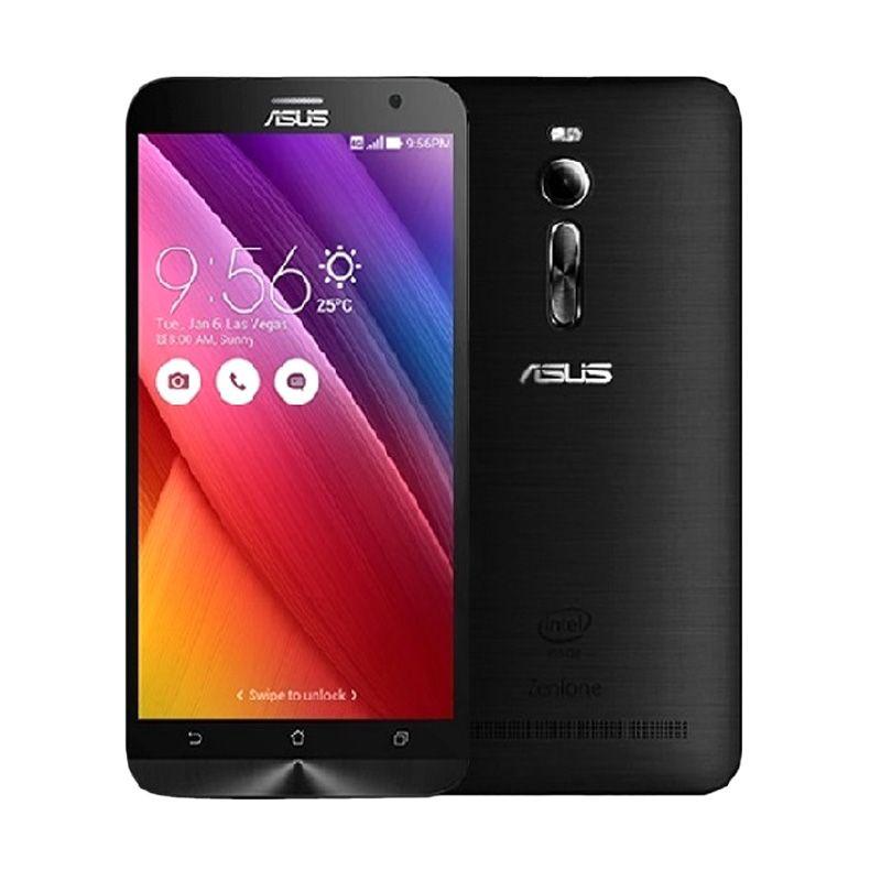 Asus Zenfone 2 Laser ZE500KG Hitam Smartphone [RAM 2 GB/ROM 16 GB]