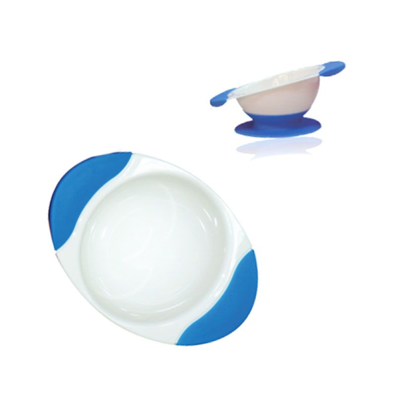 Farlin 360 Baby Bowl Blue