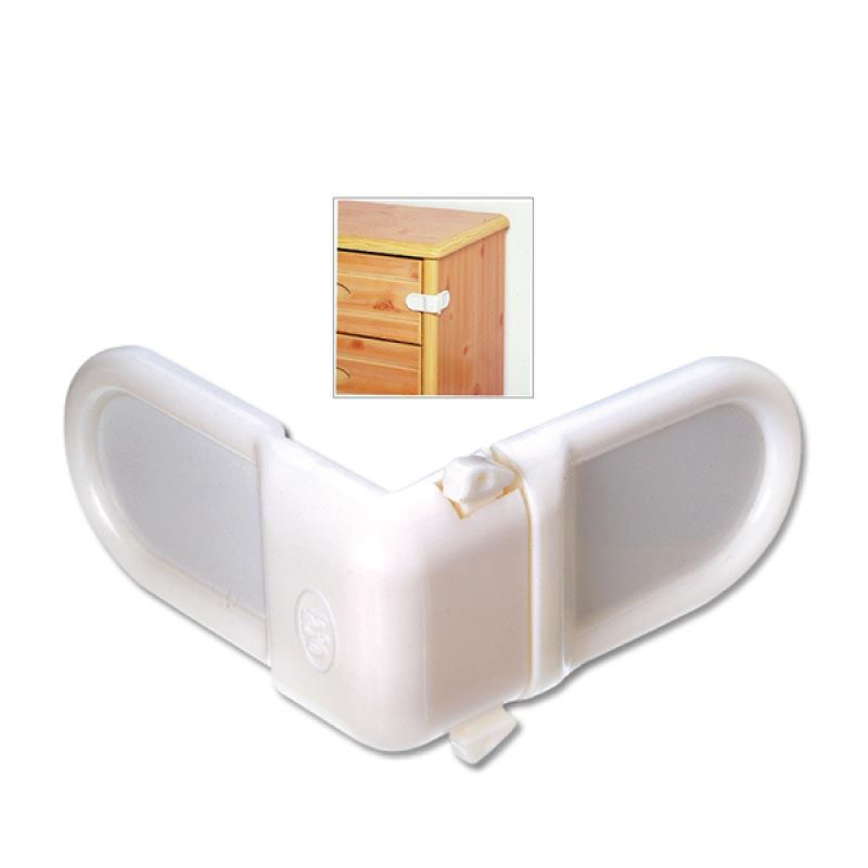 Farlin Safety Lock For Drawer 1pc/card White