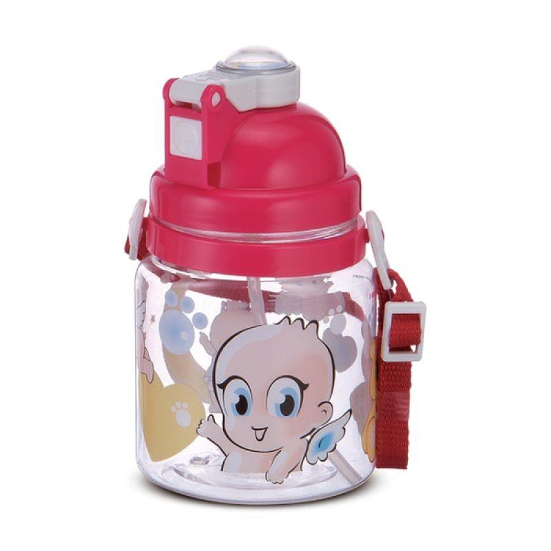 Farlin Water Flask 550ml Pink
