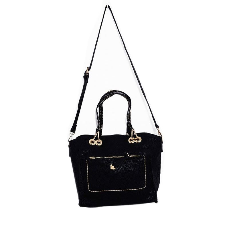 You've - Jass Style Hand Bag Black