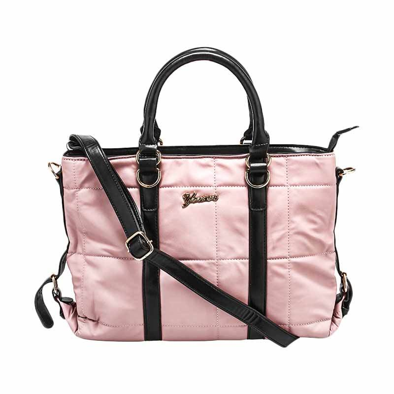 You've Tote Bag 8806 Pink