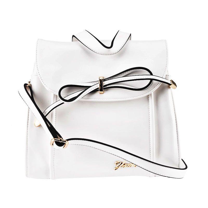 You've BackPack Bag A4922 White