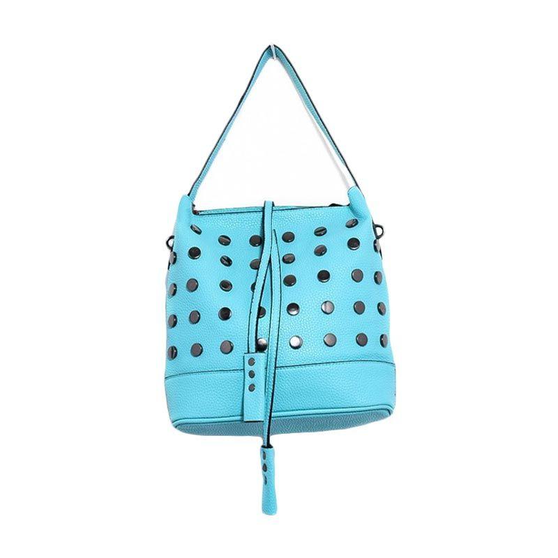 You've - Hand Bag Domika Polka Blue