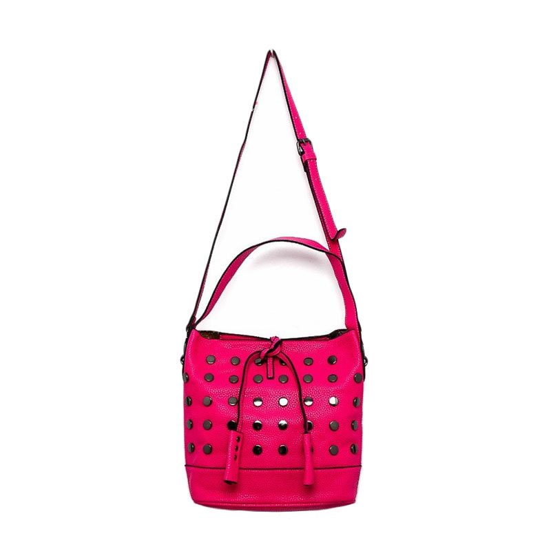 You've - Hand Bag Domika Polka Pink