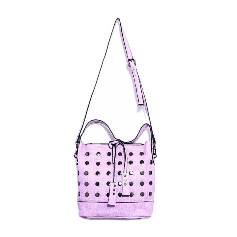 You've - Hand Bag Domika Polka Purple
