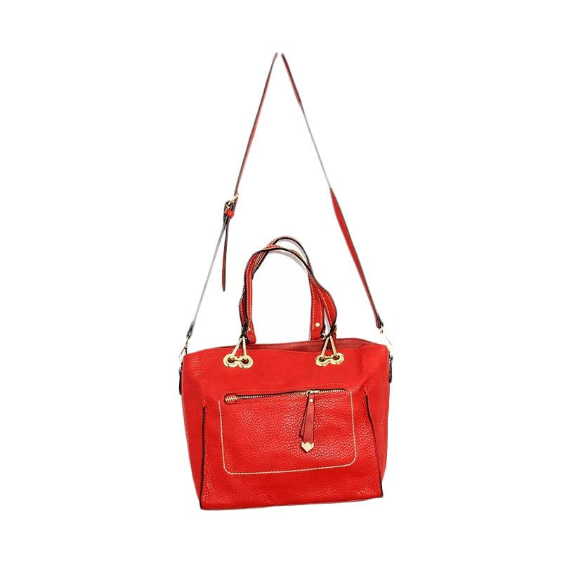 You've - Jass Style Hand Bag Red