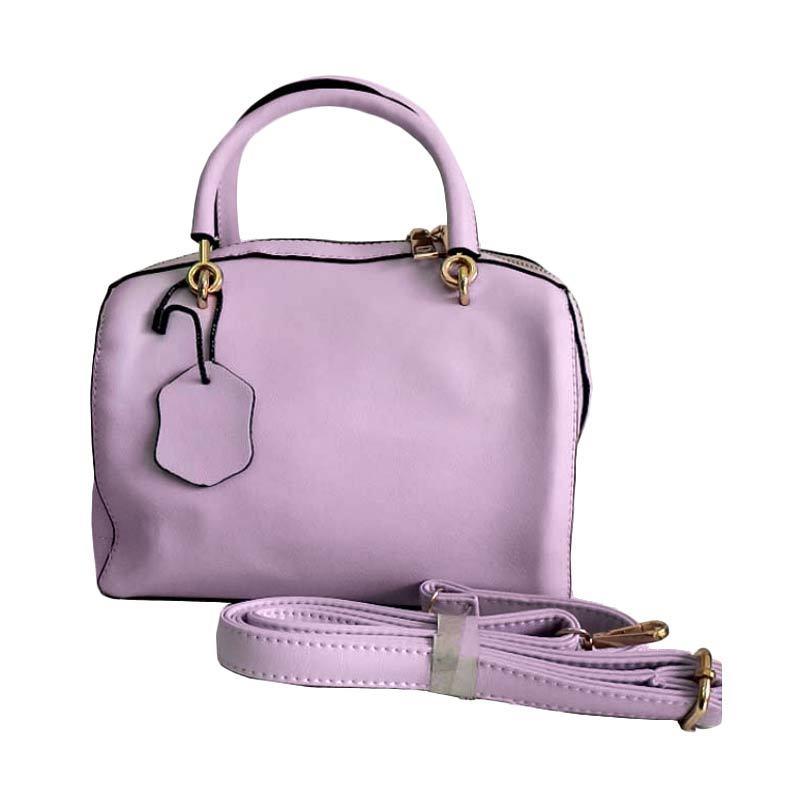 You've Mini Plain 6019 Purple Tas Tangan