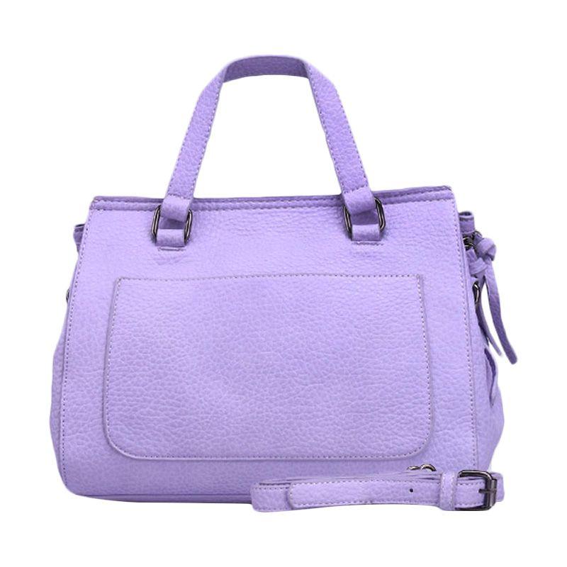 You've One Handle Purple Tas Tangan