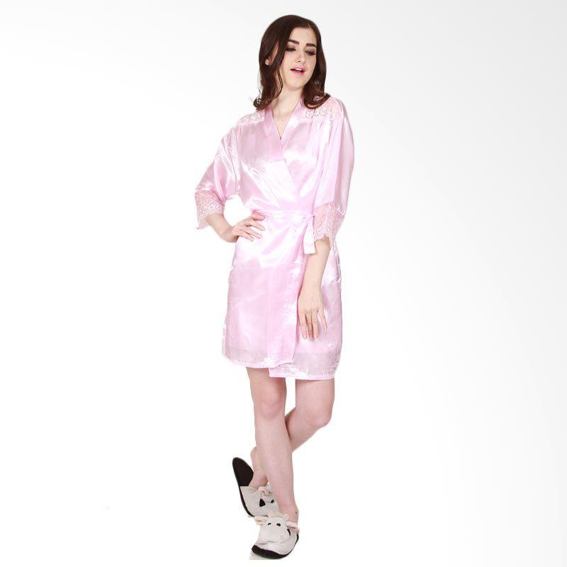 You've Maure Kimono Pink Baju Tidur Wanita
