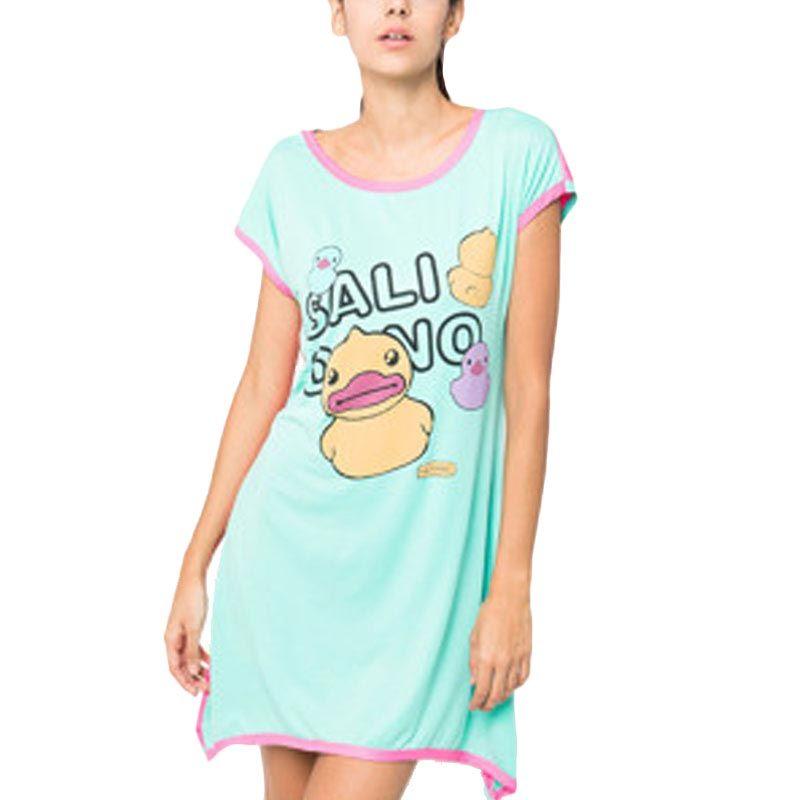 You've Salidano Duck Hijau Baju Tidur