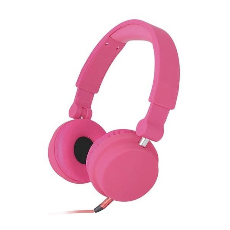 harga Paroparoshop Multimedia Pink Headphone Blibli.com
