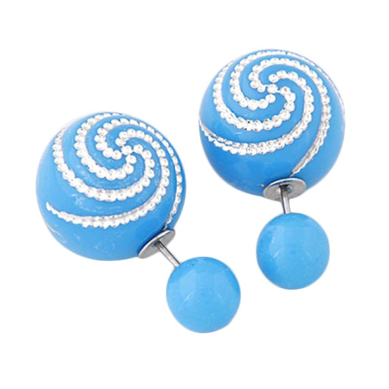 Fashionista Dior Spiral KE38602 Blue Anting