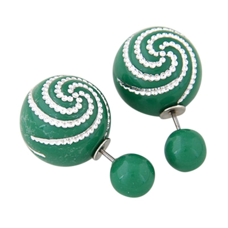 Fashionista Dior Spiral KE38606 Green Anting