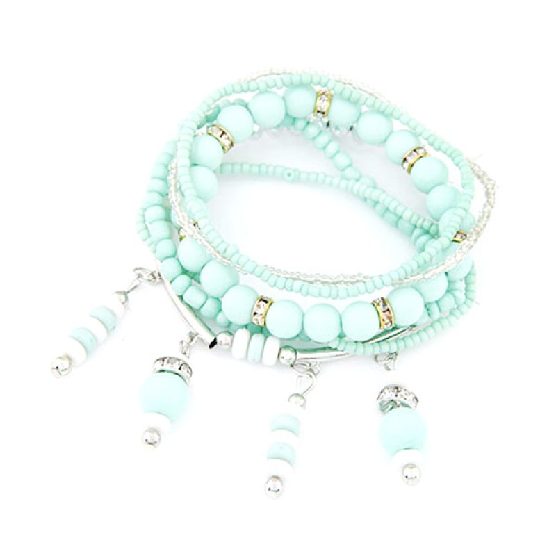 Fashionista KB36271 Korea Multilayer Tosca Gelang