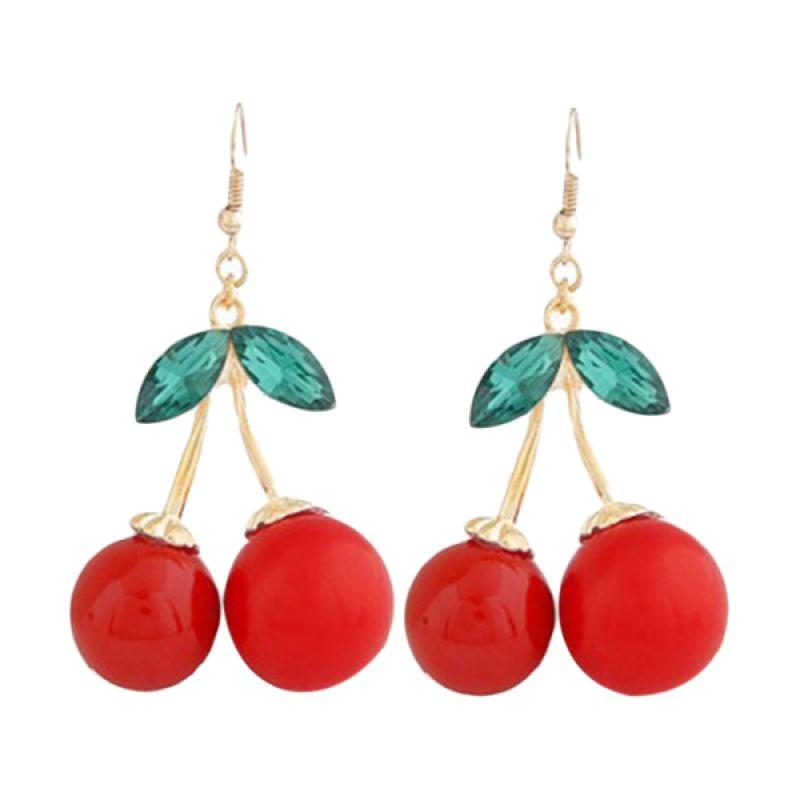Fashionista KE33044 Korea Cherry Anting