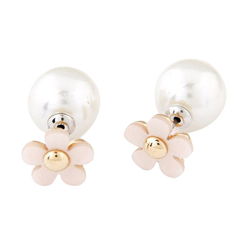 Fashionista KE37322 Dior Flower White Anting