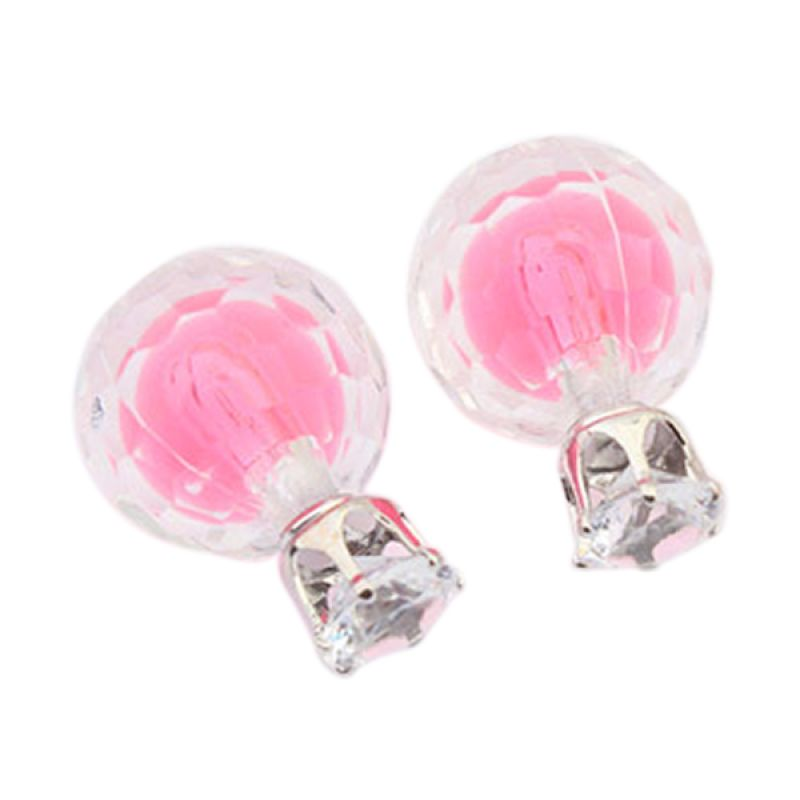 Fashionista KE53843 Dior Lamp Pink Anting
