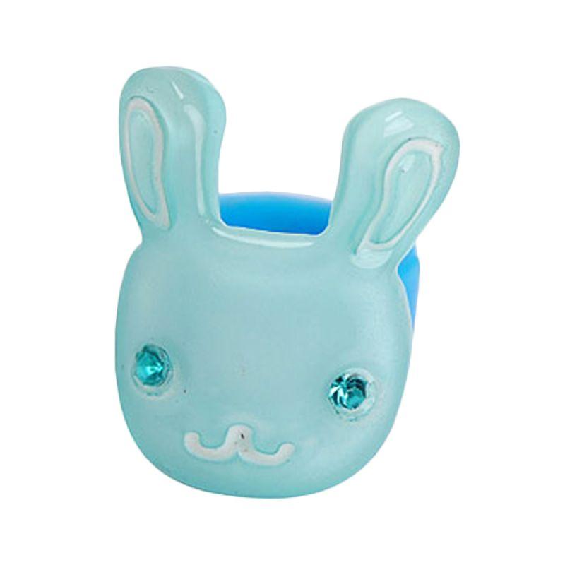 Fashionista KHA17333 Rabbit Blue Hairclip