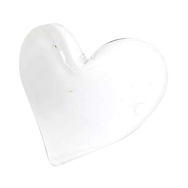 Fashionista KHA17334 Heart White Jepit Rambut