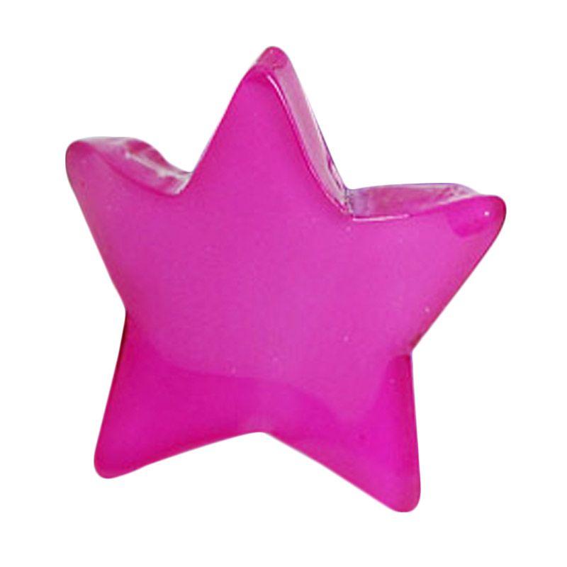 Fashionista KHA17337 Star Purple Hairclip