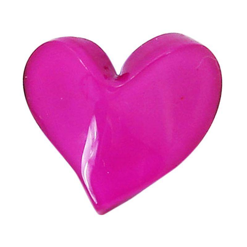 Fashionista KHA17390 Heart Purple Jepit Rambut
