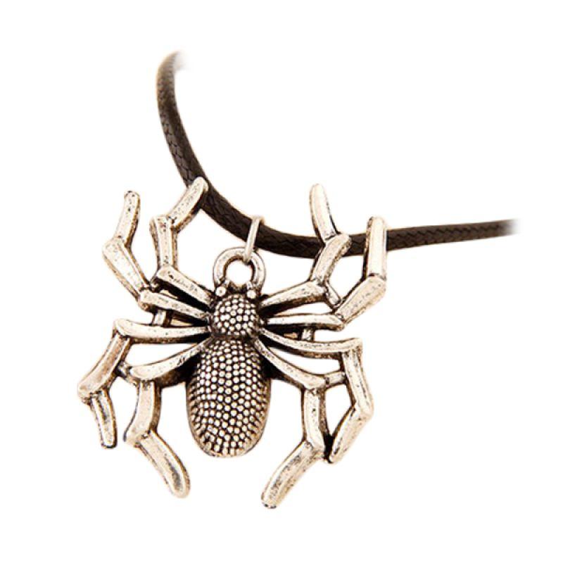 Fashionista Baby Choker Spider KN39686 Kalung