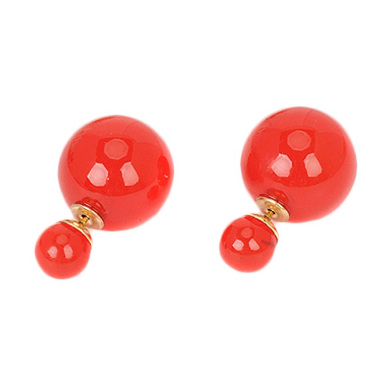 Fashionista Korea Dior Baby KE12587 Red Anting