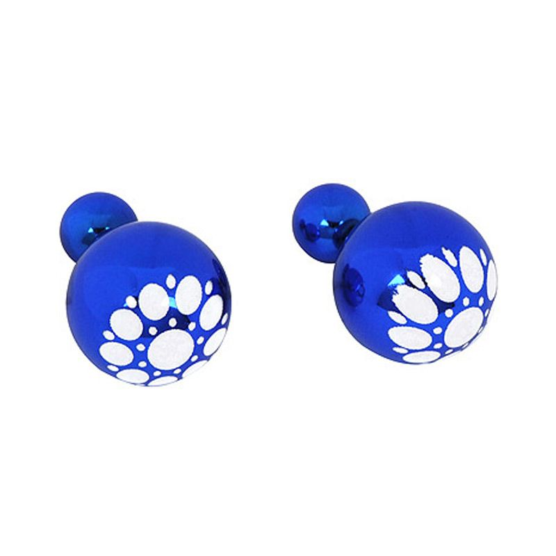 Fashionista Korea Dior Dot KE13472 Blue Anting