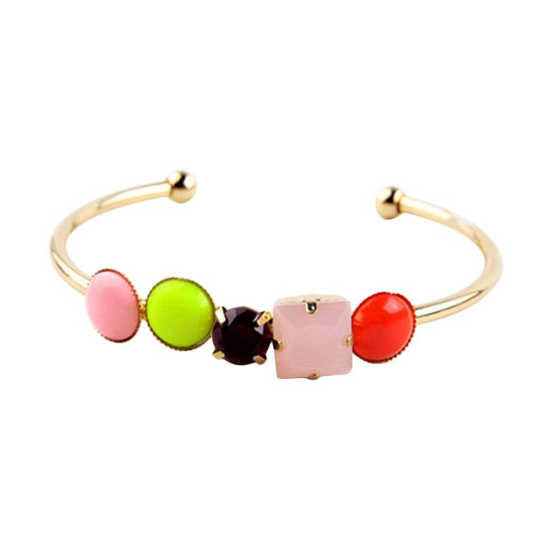 Fashionista Korea Sweet Candy Color KB50683 Varian Gelang