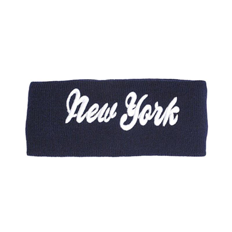 Fashionista New York KHA16707 Navy Blue Bandana