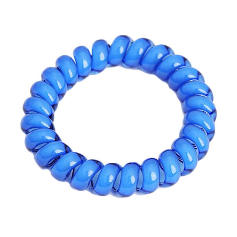 Fashionista Telephone Wire KHA17112 Sapphire Blue Ikat Rambut