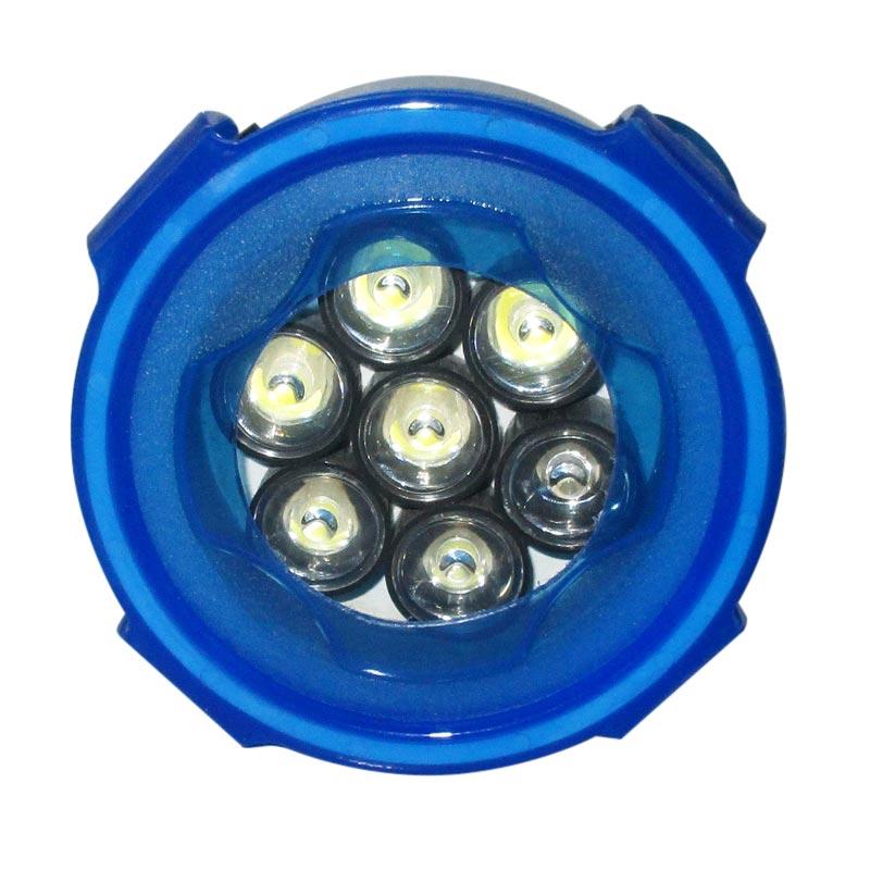 Fashka Senter LED Alat Terapi [7 cm/Lumen 150]
