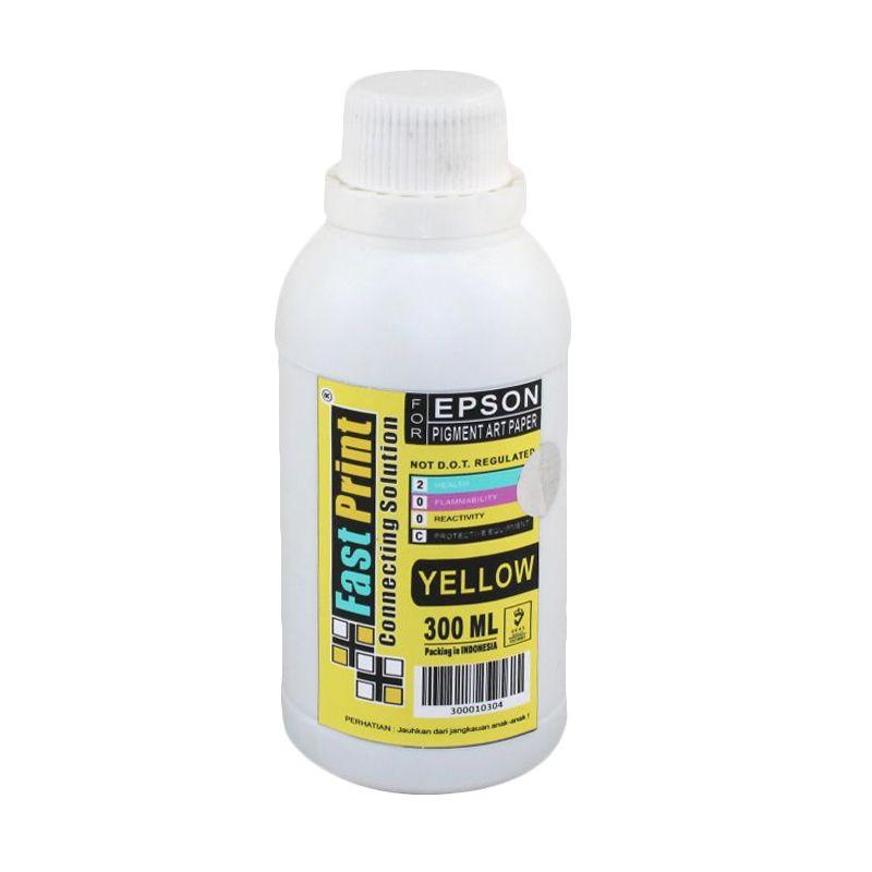 Fast Print Pigment Art Paper China Epson Yellow Tinta Printer [300 mL]