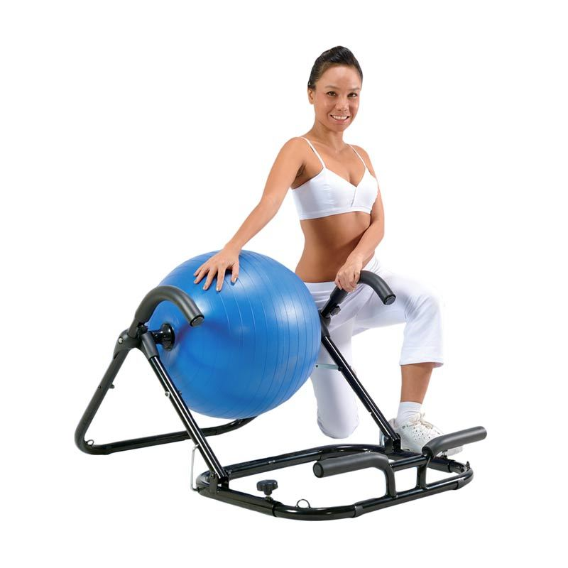AB Exercise Ball Blue