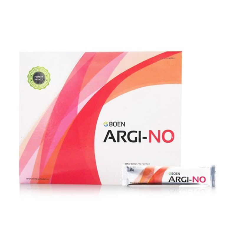 ARGI-NO Suplemen Kesehatan [15 gr]