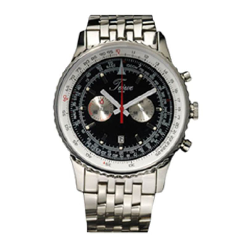Teiwe Knightly Sport Chrono Steel Bracelet