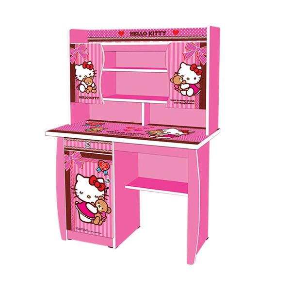 FCENTER Hello Kitty Best Friend Meja Belajar