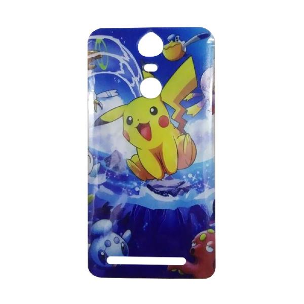 FDT TPU Pokemon 005 Casing for Lenovo K5 Note